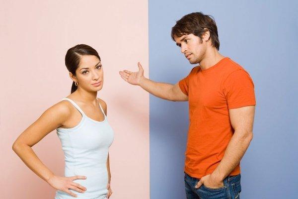 Распределение ролей в семье между мужем и женой